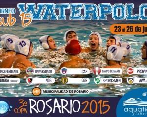 FRN – Copa Rosario 2015 Polo Acuático Sub15