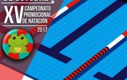 FRN – XV Campeonato Promocional de Natación