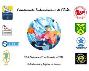 Campeonato Sudamericano de Clubes – Polo Acuático