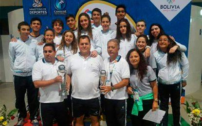 Nucifora en el podio, Copes cuarta en los XXIII Juegos Sudamericanos Escolares