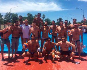 Gimnasia, tricampeón del Súper 5 de waterpolo