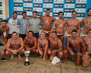 GER campeón argentino de primera en el Cenard