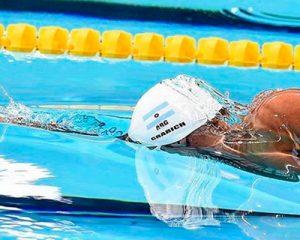 Nutrida presencia rosarina en el Campeonato Argentino de natación