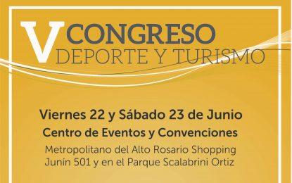 FRN – V Congreso Deporte y Turismo