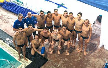 Waterpolo: Los chicos del U19 clasificaron al Mundial