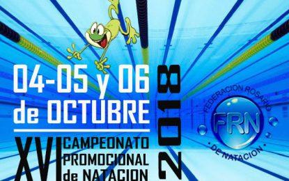 FRN – XVI Campeonato Promocional de Natación