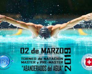 """ARNM – Torneo Master y PreMaster """"Abanderados del Agua"""""""