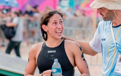 Julia Arino clasificó al Mundial de Corea