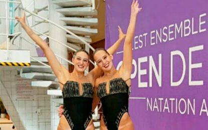 Buena participación de Camila Arregui y Trinidad López Brasesco en Francia