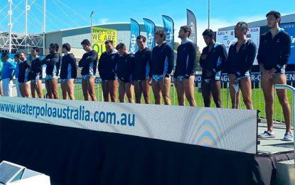 Waterpolo: Argentina hizo historia en Perth