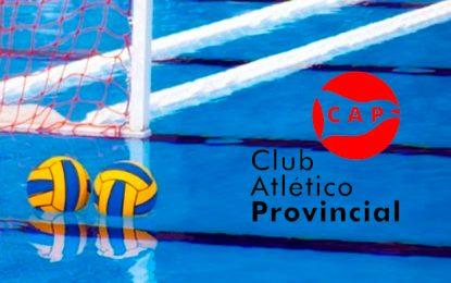 Copa Club Atlético Provincial Sub 13 de waterpolo
