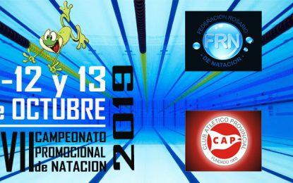 FRN – XVII Campeonato Promocional de Natación