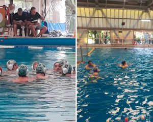 Waterpolo: Final rosarina para la Liga de Honor